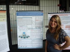 Andressa - XII Jornada de Iniciação Científica - UNIRITTER - Canoas - 2010.