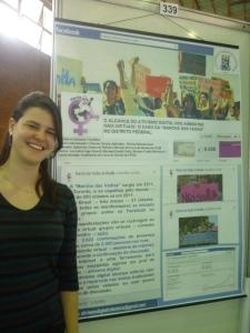 Ana Luiza - 27ª JAI - UFSM - Santa Maria - 2012.