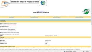 Página do NUDI no Diretório dos Grupos de Pesquisa do CNPq.