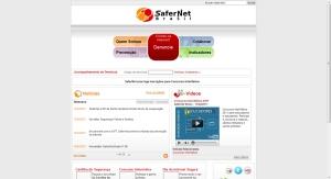 SaferNet Brasil - grande parte dos internautas ainda desconhece essa poderosa arma contra crimes e violações virtuais a direitos humanos.