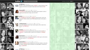 O desespero e a revolta dos tweets em UFSM Facts.
