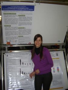 Letícia - XXIII Salão de Iniciação Científica da UFRGS - Porto Alegre - 2010.