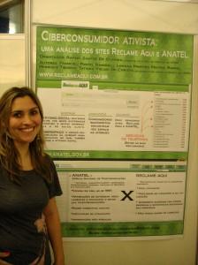 Francieli - 26a. Jornada Acadêmica Integrada - UFSM - Santa Maria - 2011.