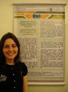 Rossana - 26a. Jornada Acadêmica Integrada - UFSM - Santa Maria - 2011.