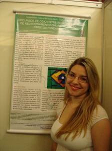 Andressa - 26a. Jornada Acadêmica Integrada - UFSM - Santa Maria - 2011.