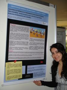 Gislaine - 26a. Jornada Acadêmica Integrada - UFSM - Santa Maria - 2011.