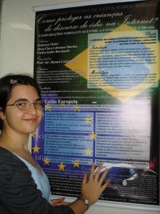 Anna Clara - 26a. Jornada Acadêmica Integrada - UFSM - Santa Maria - 2011.