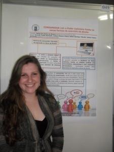 Lohana - 26a. Jornada Acadêmica Integrada - UFSM - Santa Maria - 2011.