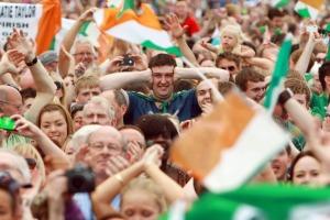 Extravasar paixões e dar pitacos críticos a toda hora: essa é a vida do torcedor. [Não exclusivamente dos irlandeses, é claro.]