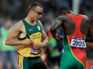 Que tal um pouco de espírito olímpico?