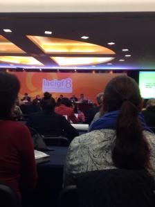 Abertura de evento realizado no México